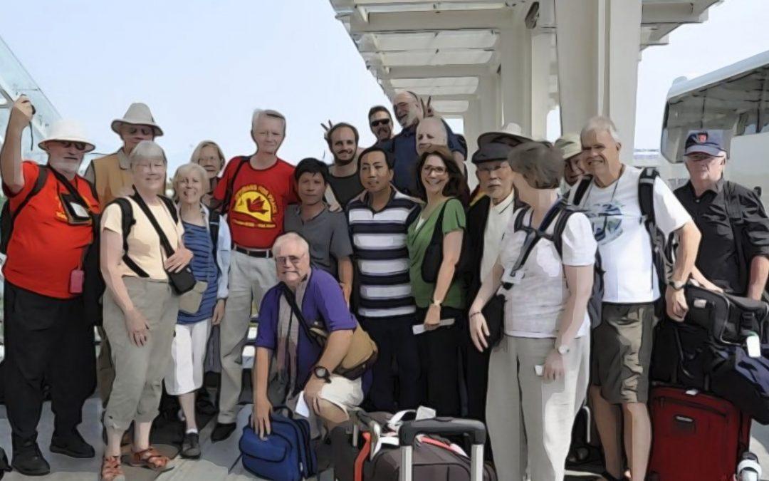 2020 VFP Peace Tour of Viet Nam canceled