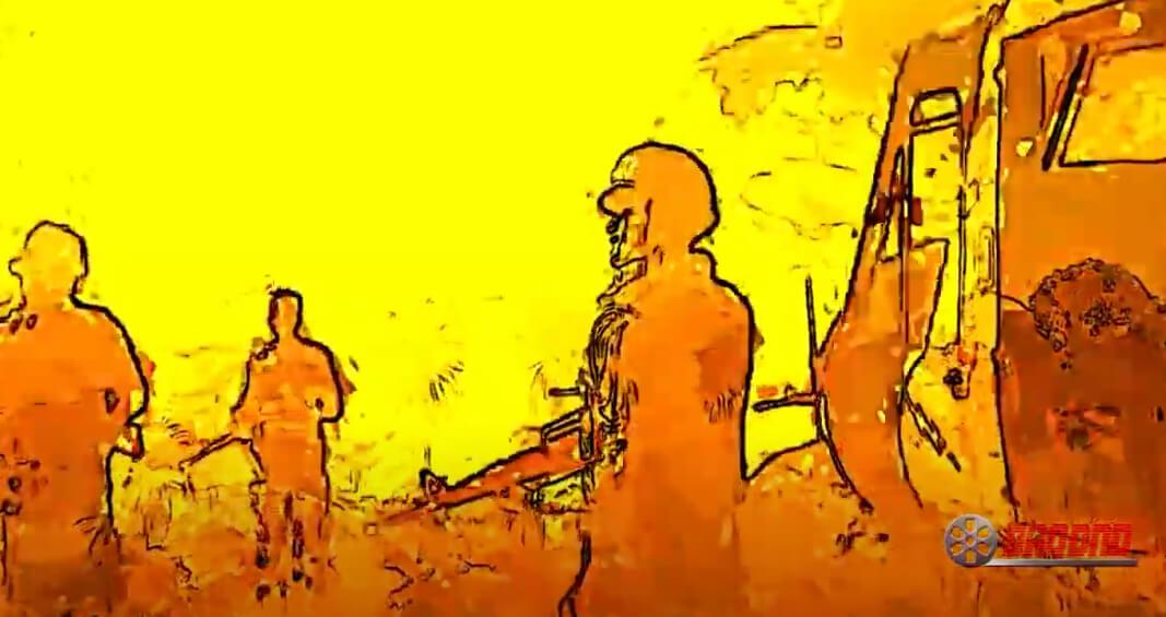 Viet Nam TV Film on Veterans For Peace 2018 Tour
